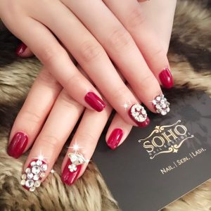 Nail_Salon_Soho_manicure_pedicure_kitsilano_vancouver_Holiday jewels