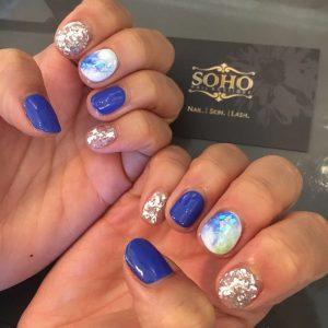 Nail_Salon_Soho_manicure_pedicure_kitsilano_vancouver_Silver_blue