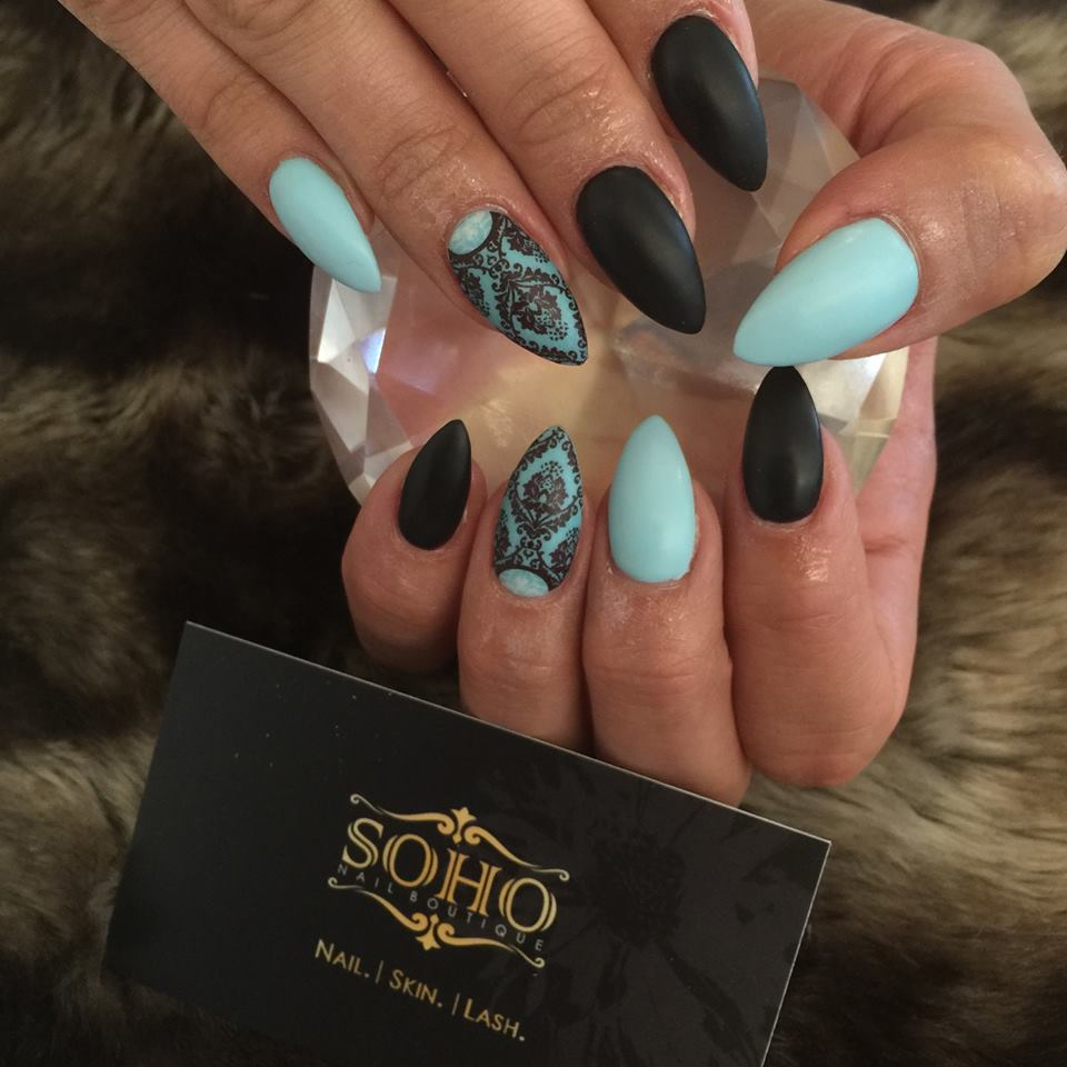 Nail_Salon_Soho_manicure_pedicure_kitsilano_vancouver_Turqouise_Stamp