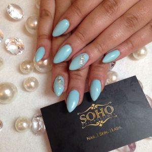Nail_Salon_Soho_manicure_pedicure_kitsilano_vancouver_Turqouise_shells