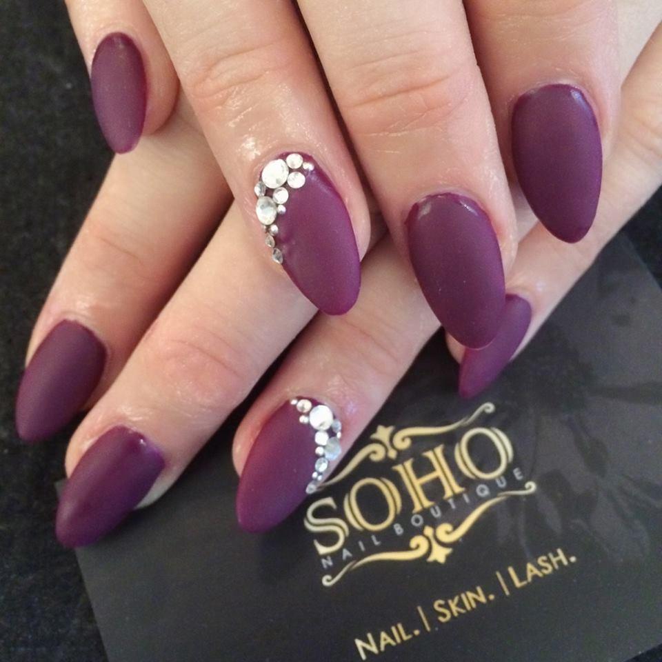 Soho_manicure_pedicure_kitsilano_vancouver_red_matte