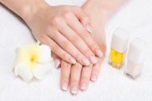 manicure nail salon vancouver