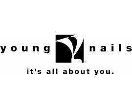 Young Nails Gel extension vancouver