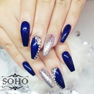 Nail_Salon_Soho_manicure_pedicure_kitsilano_vancouver_Blue Wrap